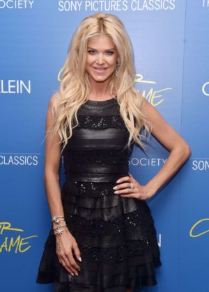 Victoria Silvstedt - 'Call Me By Your Name' Screening in New York