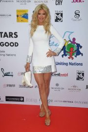 Victoria Silvstedt - Cinemoi Stars United for Good Gala in Cannes