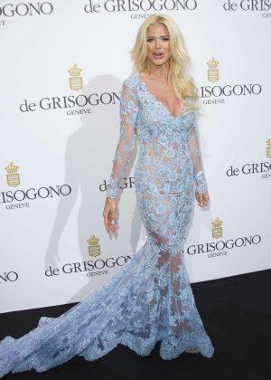 Victoria Silvstedt - De Grisogono Party at 2016 Cannes Film Festival