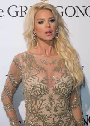 Victoria Silvstedt - De Grisogono Party at 70th Cannes Film Festival in France