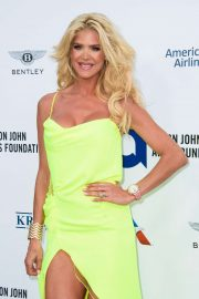 Victoria Silvstedt - Elton John Aids Foundation Midsummer Party in Antibes