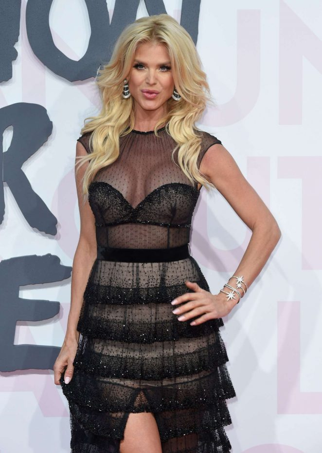 Victoria Silvstedt - Fashion for Relief Show 2018 in Cannes
