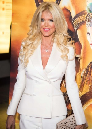 Victoria Silvstedt - 'Gods Of Egypt' Premiere in New York