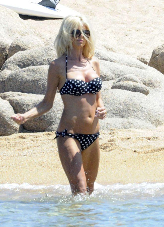 Victoria Silvstedt in Bikini 2016 -10