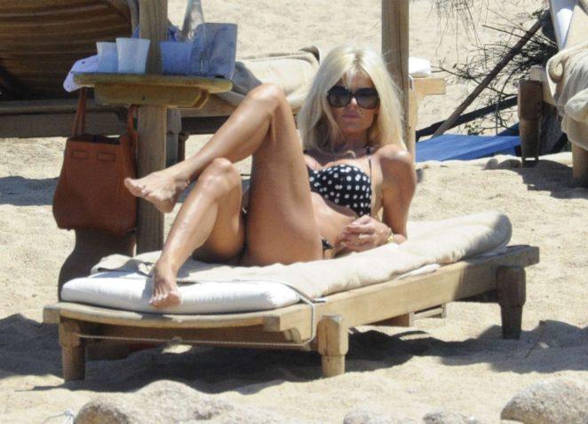 Victoria Silvstedt in Bikini 2016 -16