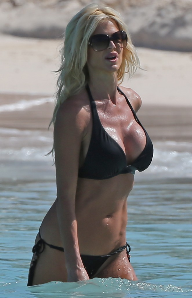 Final, Victoria silvstedt wild on