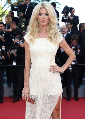 Victoria Silvstedt - 'Inside Out' Premiere in Cannes