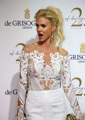 Victoria Silvstedt - Red Carpet at De Grisogono After Party in Cannes