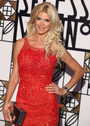 Victoria Silvstedt - Rose Ball 2017 in Monte Carlo