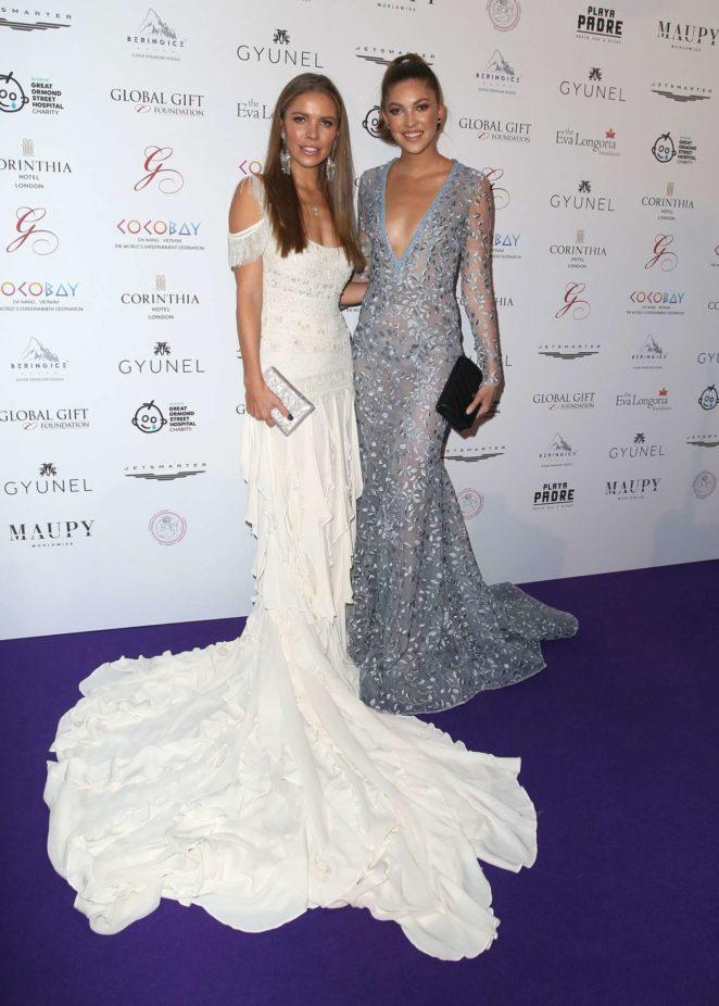 Victoria Swarovski - Global Gift Gala 2017 in London