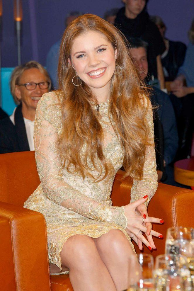 Victoria Swarovski - NDR Talk Show 2016 in Hamburg
