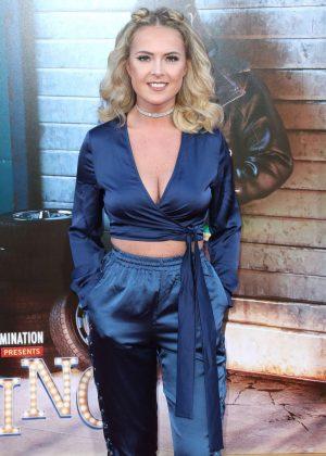 Victoriah Bech - 'Sing' Premiere in Los Angeles
