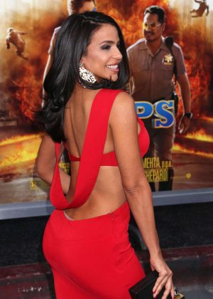 Vida Guerra - 'CHiPS' Premiere in Hollywood