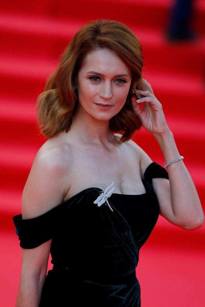 Viktoria Isakova - 38th Moscow International Film Festival Opening in Moscow