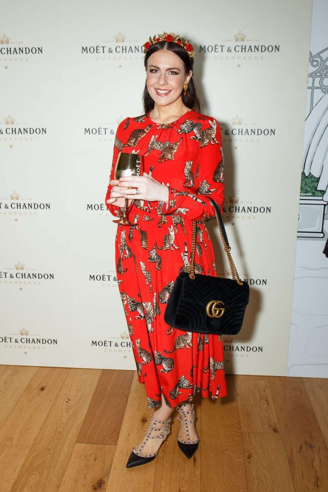 Viktoria Novak - Moet Chandon Race Day Party in Sydney
