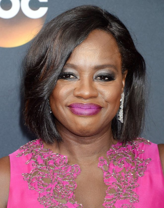 Viola Davis: 2016 Emmy Awards -03