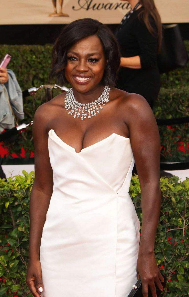 Viola Davis – 2017 Screen Actors Guild Awards in Los Angeles