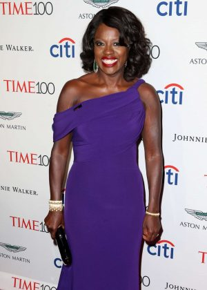 Viola Davis - 2017 Time 100 Gala in New York
