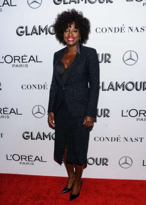 Viola Davis - 2018 Glamour Women of the Year Awards in NYC