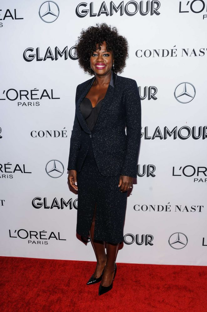 Viola Davis – 2018 Glamour Women of the Year Awards in NYC