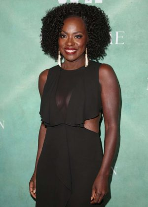 Viola Davis - 2018 Women in Film Pre-Oscar Cocktail Party in Beverly Hills