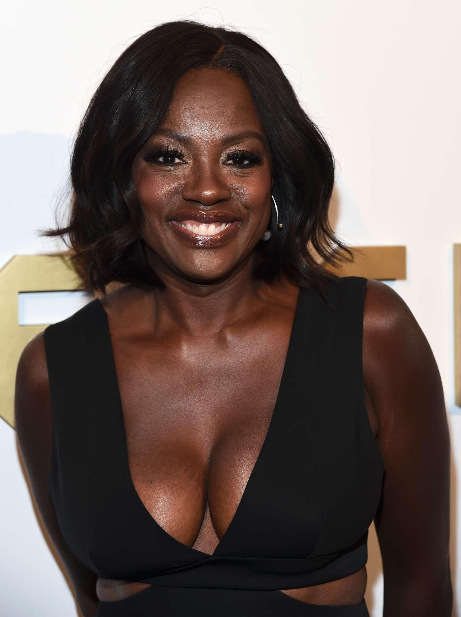 Viola Davis - Alfre Woodard hosts 8th Annual Oscars Sistahs Soiree in Los Angeles