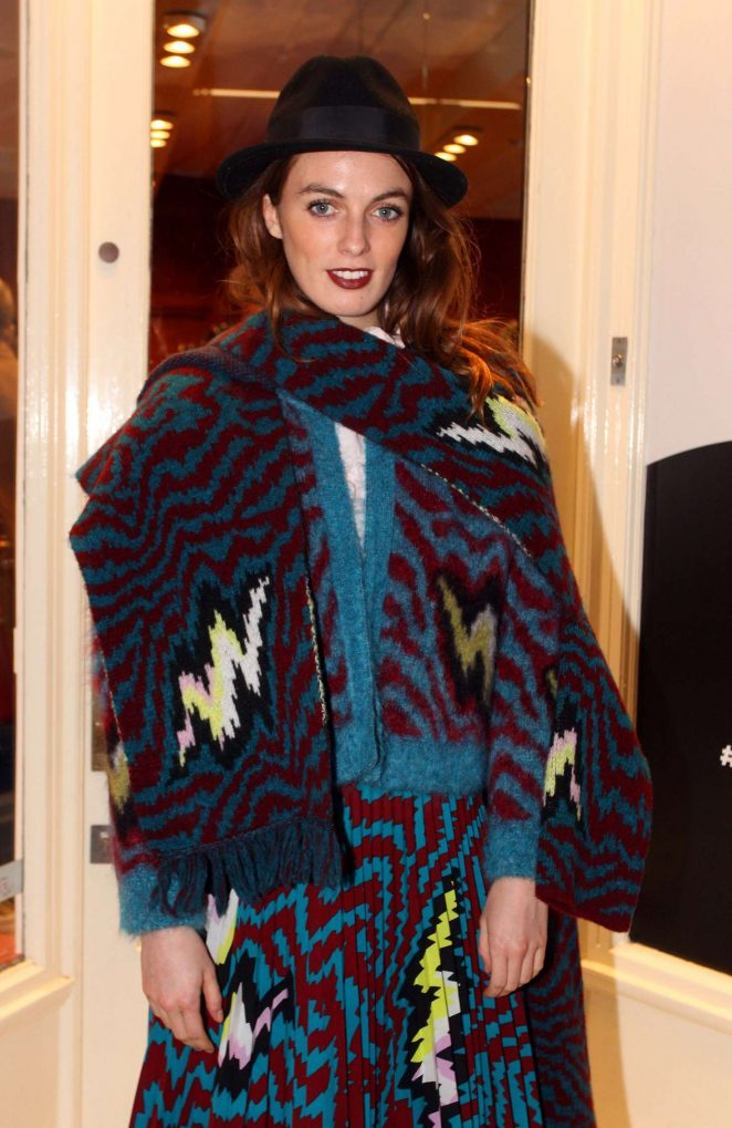 Violet Manners - Bimba Y Lola Party in London