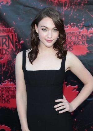 Violett Beane - 2018 Saturn Awards in Burbank