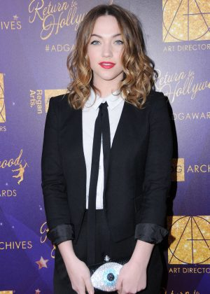 Violett Beane - 21st Annual Art Directors Guild Excellence in Los Angeles