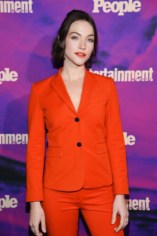 Violett Beane - Entertainment Weekly & PEOPLE New York Upfronts Party in NY