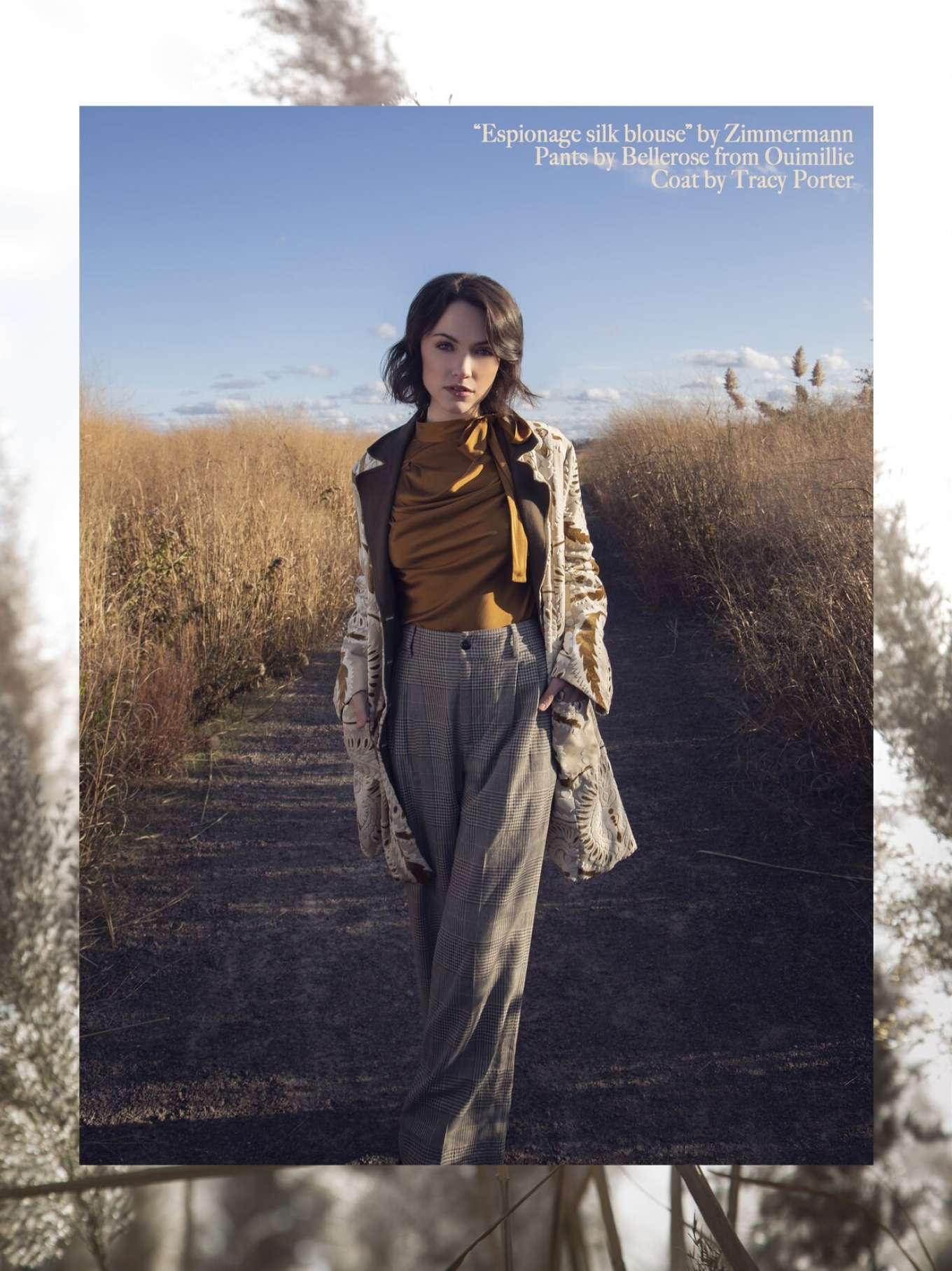 Violett Beane 2020 : Violett Beane – Jejune Magazine 2020-08