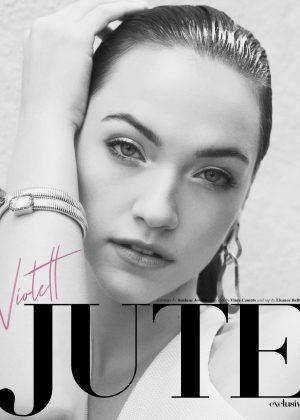 Violett Beane - Jute Magazine (November 2018)