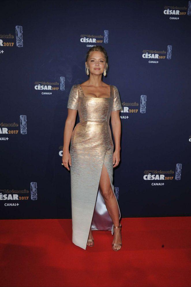 Virginie Efira: Cesar Film Awards 2017 -04