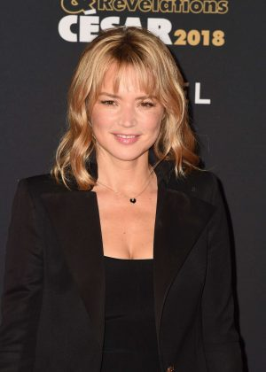Virginie Efira - Cesar Revelations 2018 at Le Petit Palais in Paris