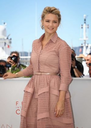 Virginie Efira - 'Elle' Photocall at 2016 Cannes Film Festival