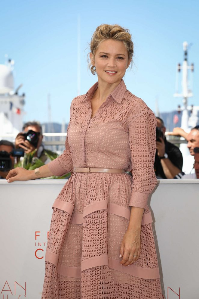Virginie Efira – 'Elle' Photocall at 2016 Cannes Film Festival