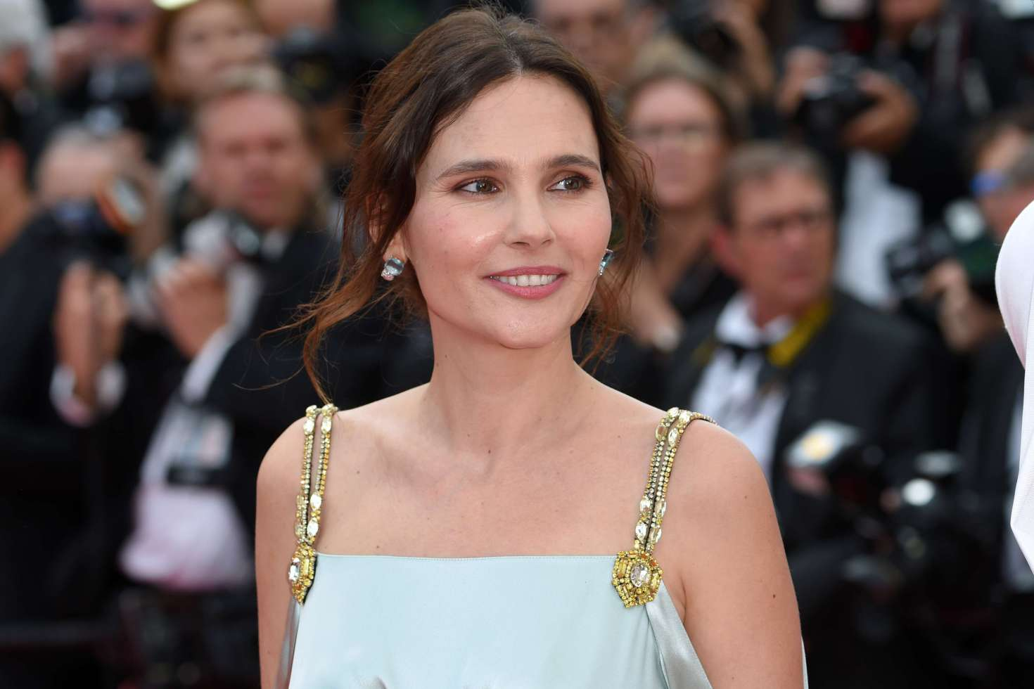 Virginie Ledoyen - 'Everybody Knows' Premiere and Opening Ceremony at 2018 Cannes Film Festival
