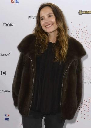 Virginie Ledoyen - The Lumiere! Le Cinema Invente Exhibition Preview in Paris