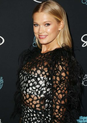 Vita Sidorkina - Sports Illustrated Swimsuit 2018 Launch Event in NY