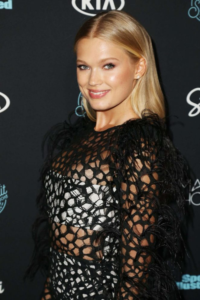 Vita Sidorkina – Sports Illustrated Swimsuit 2018 Launch Event in NY