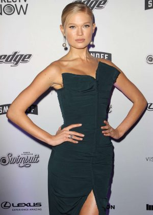 Vita Sidorkina - Sports Illustrated Swimsuit Edition Launch Event in NY