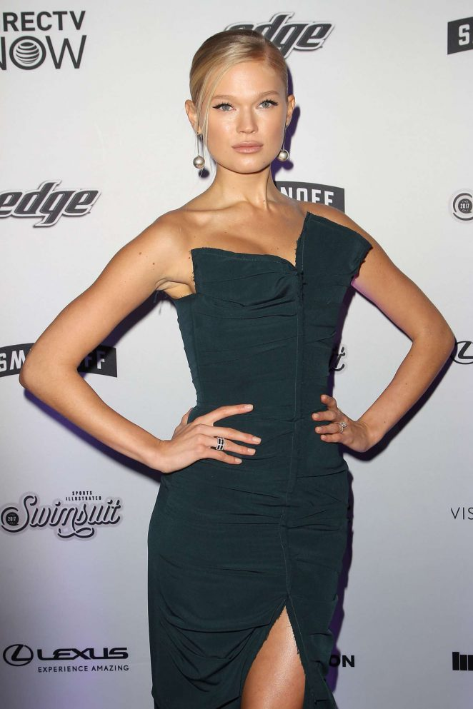 Vita Sidorkina – Sports Illustrated Swimsuit Edition Launch Event in NY