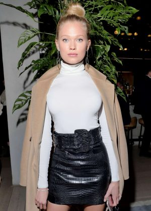 Vitalina Sidorkina - Moncler Grenoble Show at 2017 NYFW in New York