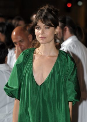 Vittoria Puccini – Green Carpet 2017 Fashion Awards in Italia