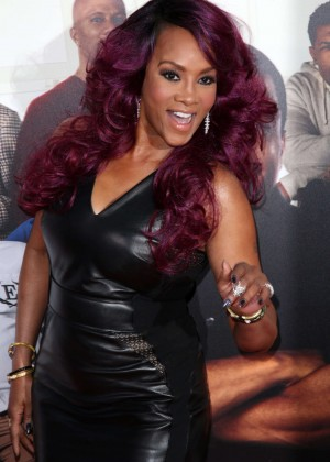 Vivica A. Fox - 'Barbershop: The Next Cut' Premiere in Hollywood