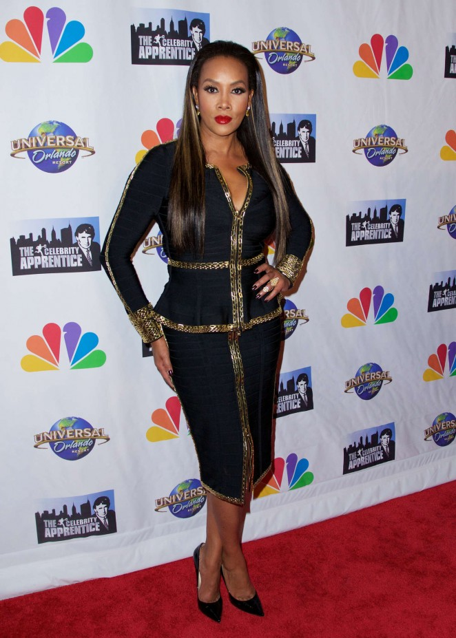 Vivica A Fox – The Celebrity Apprentice Finale in New York