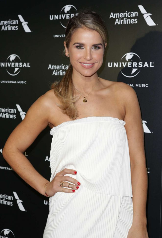 Vogue Williams - 2017 BRIT Awards Universal Music Pre-Party in London