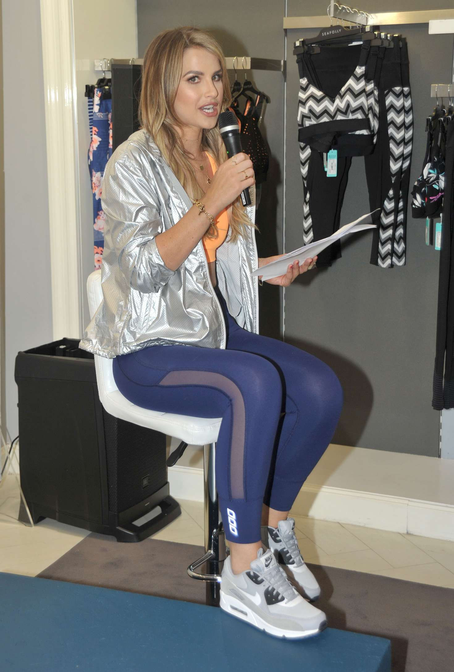 Vogue Williams 2017 : Vogue Williams at Arnotts Department Store -06
