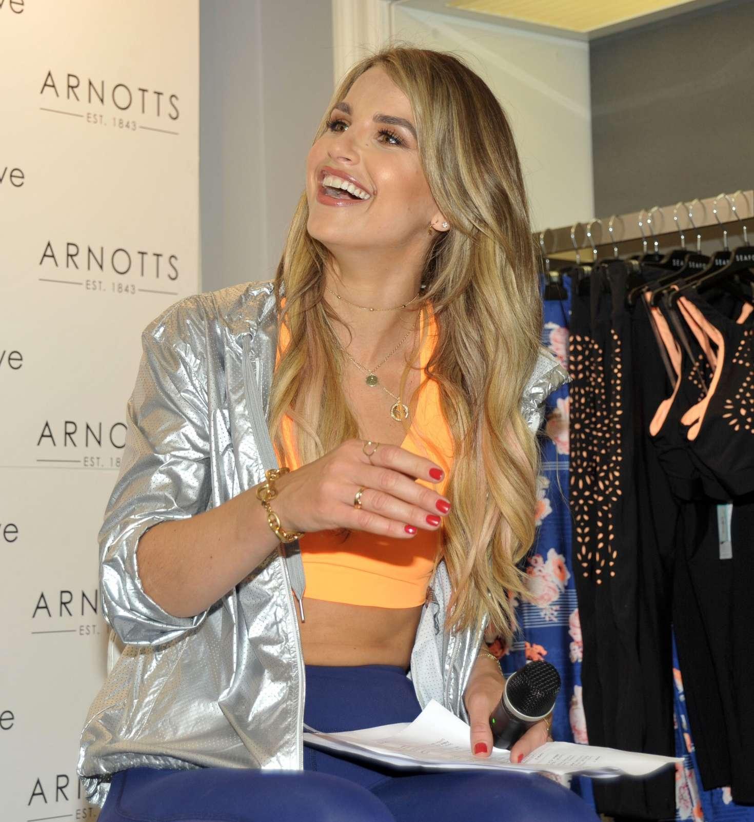 Vogue Williams 2017 : Vogue Williams at Arnotts Department Store -16