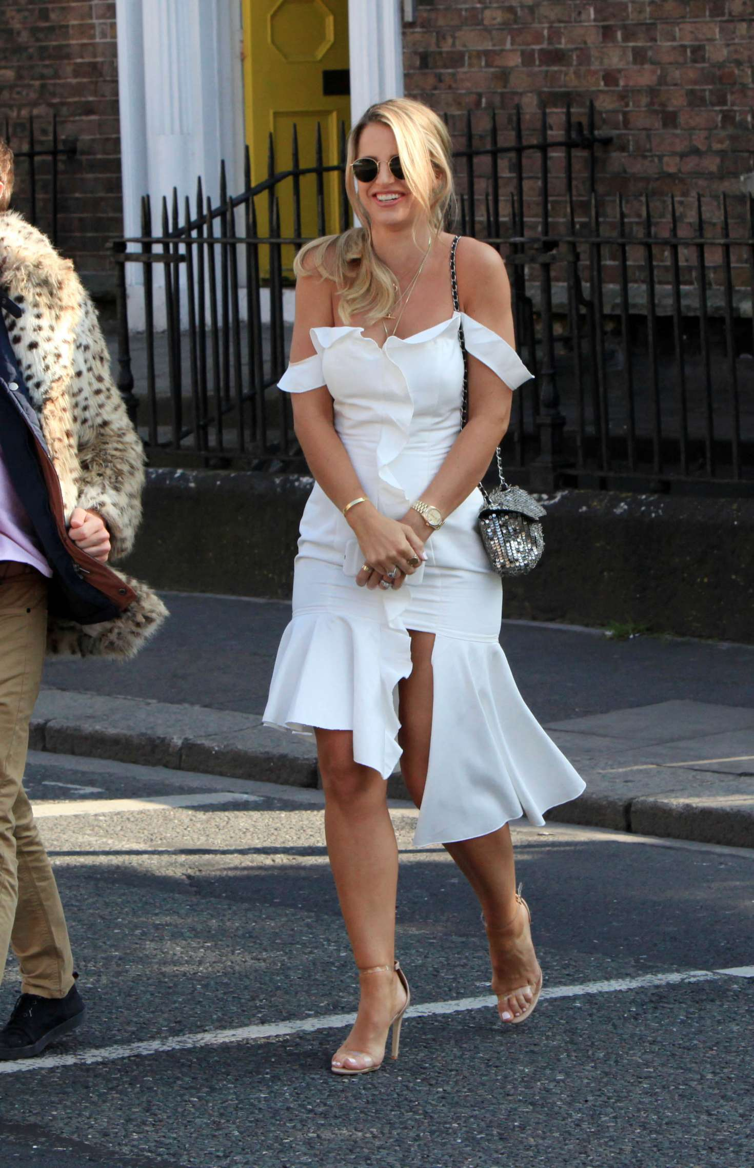 Vogue Williams Celebrated Her Baby Shower In Dublin